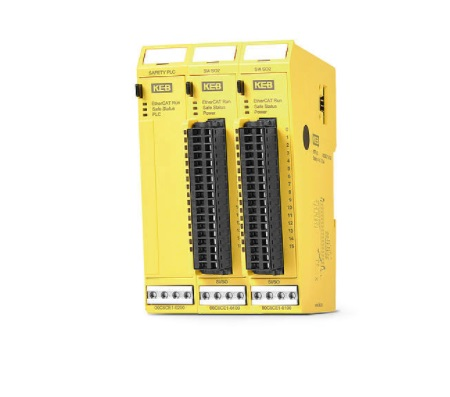 Fictron Industrial Supplies Sdn Bhd Industrial Revolution 4.0 IR4.0 Safety PLC & Safety I/O Programmable Logic Controller